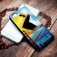 Pixels Movie Posters Custom on your case iphone 4 4s 5 5s 5c 6 6plus 7 case / cases