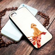 Simba The Lion King Custom on your case iphone 4 4s 5 5s 5c 6 6plus 7 case / cases