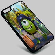 Disney Pixar Mike Wazowski Monster Inc Iphone 4 4s 5 5s 5c 6 6plus 7 Samsung Galaxy s3 s4 s5 s6 s7 HTC Case