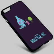 Disney Pixar Monster Inc (2) on your case iphone 4 4s 5 5s 5c 6 6plus 7 Samsung Galaxy s3 s4 s5 s6 s7 HTC Case