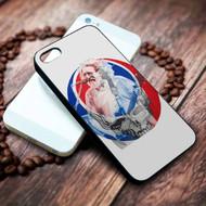 Grateful Dead Jerry Garcia Custom on your case iphone 4 4s 5 5s 5c 6 6plus 7 case / cases