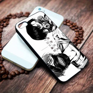 Shingeki No Kyojin and Tokyo Ghoul Custom on your case iphone 4 4s 5 5s 5c 6 6plus 7 case / cases