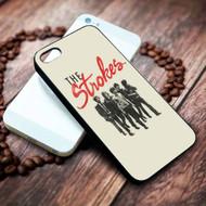 The Strokes Custom on your case iphone 4 4s 5 5s 5c 6 6plus 7 case / cases