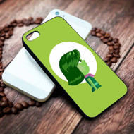 Disgust Inside Out Custom on your case iphone 4 4s 5 5s 5c 6 6plus 7 case / cases