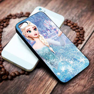 Frozen Elsa Disney Custom on your case iphone 4 4s 5 5s 5c 6 6plus 7 case / cases