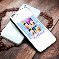 Goofy Minnie Mouse Mickey Mouse and Donald Duck Custom Iphone 4 4s 5 5s 5c 6 6plus 7 case / cases