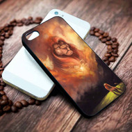 The Lion King Simba And Father Custom Iphone 4 4s 5 5s 5c 6 6plus 7 case / cases