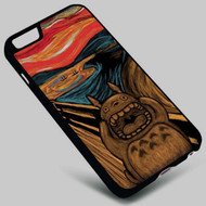 Munch's My Neighbor Totoro Studio Ghibli on your case iphone 4 4s 5 5s 5c 6 6plus 7 Samsung Galaxy s3 s4 s5 s6 s7 HTC Case