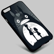 My Neighbor Totoro on Behance Studio Ghibli Iphone 4 4s 5 5s 5c 6 6plus 7 Samsung Galaxy s3 s4 s5 s6 s7 HTC Case