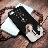 Disney Beauty and The Beast Custom on your case iphone 4 4s 5 5s 5c 6 6plus 7 case / cases