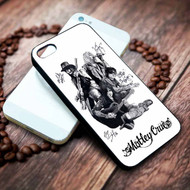 Motley Crue Custom on your case iphone 4 4s 5 5s 5c 6 6plus 7 case / cases