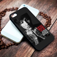 Oli Sykes Bring me the Horizon Quotes Custom on your case iphone 4 4s 5 5s 5c 6 6plus 7 case / cases