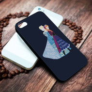 Anna And Elsa Frozen Quotes Custom on your case iphone 4 4s 5 5s 5c 6 6plus 7 case / cases