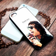 Frank Iero My Chemical Romance Custom on your case iphone 4 4s 5 5s 5c 6 6plus 7 case / cases