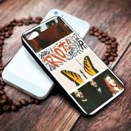 Paramore Album Collage Custom on your case iphone 4 4s 5 5s 5c 6 6plus 7 case / cases