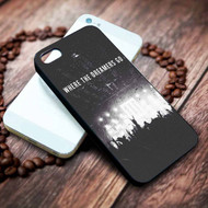 Paramore Quotes Custom on your case iphone 4 4s 5 5s 5c 6 6plus 7 case / cases