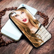 Taylor Swift Custom Iphone 4 4s 5 5s 5c 6 6plus 7 case / cases