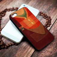 Wreck-It Ralph Costume Custom Iphone 4 4s 5 5s 5c 6 6plus 7 case / cases