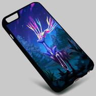 Pokemon Xerneas on your case iphone 4 4s 5 5s 5c 6 6plus 7 Samsung Galaxy s3 s4 s5 s6 s7 HTC Case