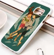 Haku & Chihiro Spirited Away Custom Samsung Galaxy S3 S4 S5 S6 S7 Case