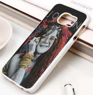 Janis Joplin Custom Samsung Galaxy S3 S4 S5 S6 S7 Case