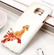 Simba The Lion King Custom Samsung Galaxy S3 S4 S5 S6 S7 Case