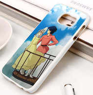 Sophie and Howl Howl's Moving Castle Custom Samsung Galaxy S3 S4 S5 S6 S7 Case