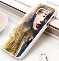 Taylor Swift 2 Custom Samsung Galaxy S3 S4 S5 S6 S7 Case