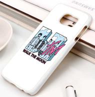 Walk the Moon Custom Samsung Galaxy S3 S4 S5 S6 S7 Case
