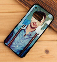 Brandon Flowers Custom HTC One X M7 M8 M9 Case