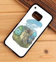 Bulbasaur and Squirtle Pokemon Custom HTC One X M7 M8 M9 Case