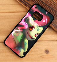 Bulbasaur Pokemon Custom HTC One X M7 M8 M9 Case