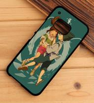 Haku & Chihiro Spirited Away Custom HTC One X M7 M8 M9 Case