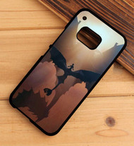 How To Train Your Dragon Custom HTC One X M7 M8 M9 Case