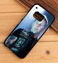 James Hetfield Custom HTC One X M7 M8 M9 Case
