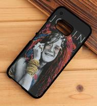 Janis Joplin Custom HTC One X M7 M8 M9 Case