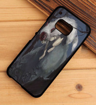 Mononoke Hime Studio Ghibli Custom HTC One X M7 M8 M9 Case
