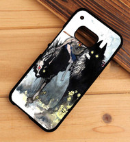 Mononoke Studio Ghibli Custom HTC One X M7 M8 M9 Case