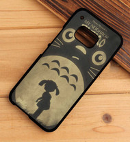 My Neighbor Totoro Studio Ghibli Silhouette Custom HTC One X M7 M8 M9 Case
