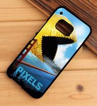 Pixels Movie Posters Custom HTC One X M7 M8 M9 Case