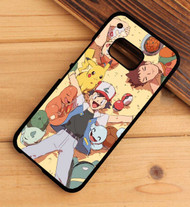 Pokemon Collage Custom HTC One X M7 M8 M9 Case