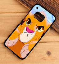 Simba from The Lion King Custom HTC One X M7 M8 M9 Case