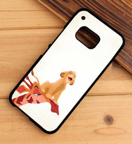 Simba The Lion King Custom HTC One X M7 M8 M9 Case