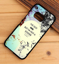 The Killers All These Things That I've Done Lyrics Custom HTC One X M7 M8 M9 Case