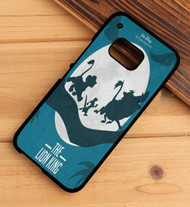 The Lion King Poster Custom HTC One X M7 M8 M9 Case