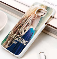 Ellie Goulding Lights Custom Samsung Galaxy S3 S4 S5 S6 S7 Case
