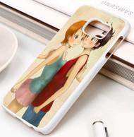 Luffy & Nami One Piece Custom Samsung Galaxy S3 S4 S5 S6 S7 Case