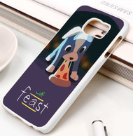 Disney Pixar Feast Custom Samsung Galaxy S3 S4 S5 S6 S7 Case