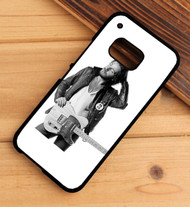 Bruce Springsteen With Guitars Custom HTC One X M7 M8 M9 Case