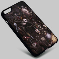 The Nightmare Before Christmas Iphone 4 4s 5 5s 5c 6 6plus 7 Samsung Galaxy s3 s4 s5 s6 s7 HTC Case